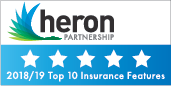 2018/19 heron Top 10 insurance features