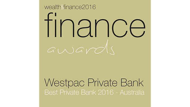 Wealth and Finance International Awards 2016 logo