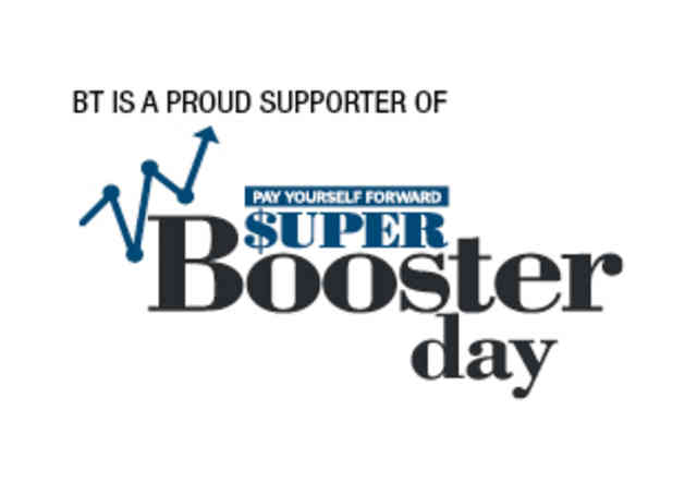 Superday logo