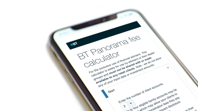 bt super investment fund withdrawal calculator